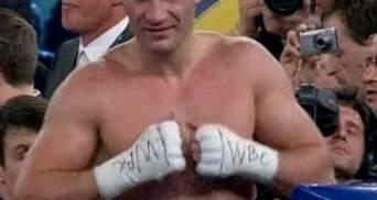 Бокс: Віталія Кличка визнали найкращим бійцем 2011 року
