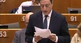 Драги увидел стабилизацию экономики в еврозоне