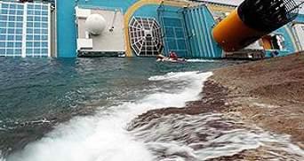 Преса Італії оприлюднила розмову берегової охорони з екіпажем Costa Concordia