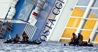 Розлив палива з Costa Concordia загрожує Італії катастрофою