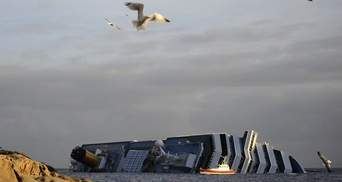Moody's оценило ущерб от аварии Costa Concordia в 1 миллиард долларов