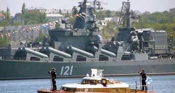 Грищенко припускає, що частину об'єктів Чорноморського флоту повернуть Севастополю