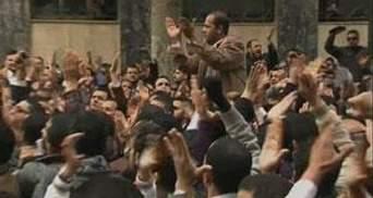 В Египте отмечают первую годовщину начала революции