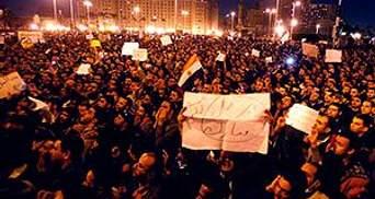 В Єгипті почалась нова безстрокова акція протесту