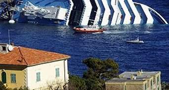Авария Costa Concordia: официально подтверждены 17 жертв