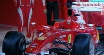 Ferrari представить свій болід на сайті singleseater2012.ferrari.com