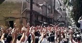 ЛАД відкликає спостерігачів з Сирії