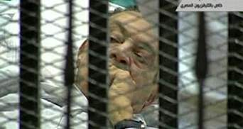 Мубарак просит мировых лидеров о спасении
