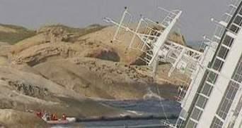 Лайнер Costa Concordia поднимут до конца года
