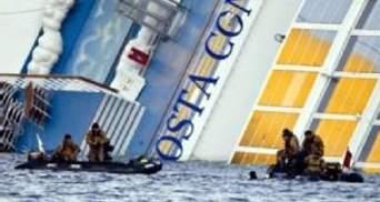 Поисковые работы на Costa Concordia прекратили
