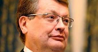Грищенко удалось улететь в Мюнхен. Визит пройдет по плану