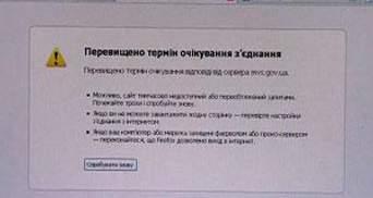 """За атаку на провладні сайти """"світить"""" три роки ув'язнення"""