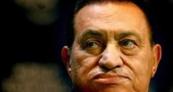 Мубарака перевозят из госпиталя в тюрьму