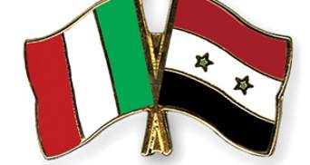 Італія відкликала посла із Сирії