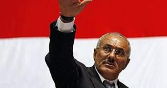 Салех прилетить в Ємен, щоб проголосувати за наступника