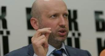 """Турчинов запевняє, що знав про """"операцію"""" Забзалюка"""