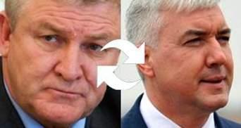Янукович звільнив Єжеля і призначив міністром оборони Саламатіна