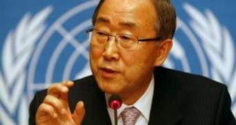 Генсек ООН критикует позицию России относительно Сирии