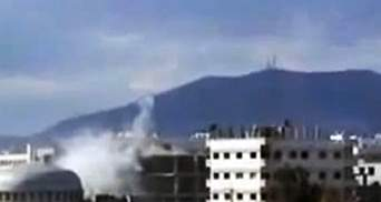 Оппозиция Сирии: В результате нападения правительственных войск погибли 40 человек