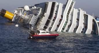 Із Costa Concordia викачують паливо
