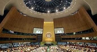 Завтра в ООН будут голосовать относительно сирийской проблемы