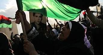 В Ливии салюты - год от начала революции