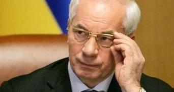 Азаров ще не пропонував своїх кандидатів на посаду віце-прем'єра