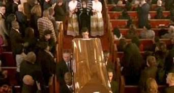 В США похоронили Уитни Хьюстон