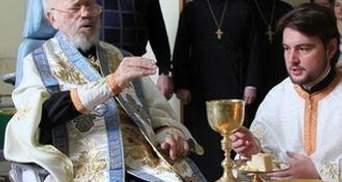 УПЦ МП пішла проти волі свого митрополита