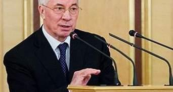Азаров: Буде можливість — будуть вищі стипендії