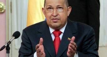 У Чавеса обнаружили новую раковую опухоль