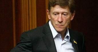 """Генпрокуратура назвала підкуп Забзалюка """"політичною діяльністю у Верховній Раді"""""""