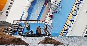 Офіційно підтвердилась загибель 25 пасажирів Costa Concordia