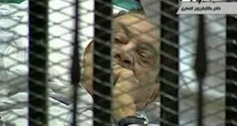 Приговор Хосни Мубараку вынесут 2 июня