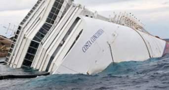 У справі Costa Concordia з'явились нові обвинувачувані