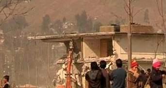 Особняк, де переховувався бін Ладен, знищили