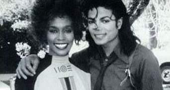 Уитни Хьюстон была влюблена в Майкла Джексона