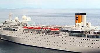 Аварія Costa Allegra: Острів не готовий прийняти пасажирів, судно тягнуть далі