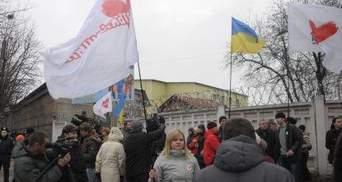 Турчинов и Кожемякин наведались к Тимошенко
