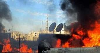 ЗМІ: Сирійські військові увійшли в Хомс. Почалась зачистка