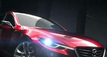 """Mazda показала як виглядатиме нова """"шістка"""""""