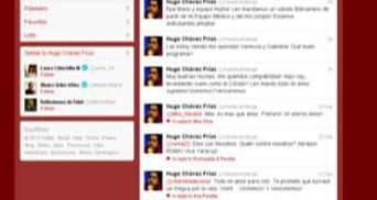 Чавес впервые сделал запись в Twitter после операции на Кубе