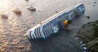 Висунуто нові звинувачення фігурантам справи про катастрофу Costa Concordia