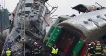 Винним у залізничній катастрофі в Польщі назвали диспетчера