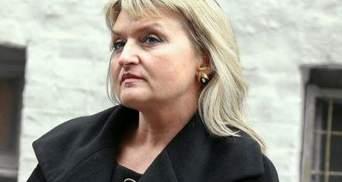 Дружина Луценка прийшла до суду підтримати Іващенка