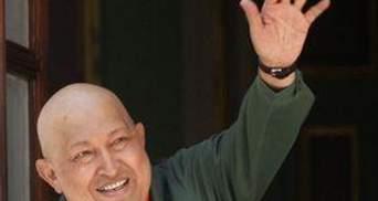 Чавес вернется на родину на следующей неделе