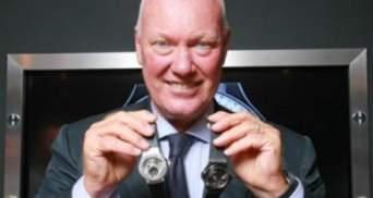 У Швейцарії презентували найдорожчий у світі годинник
