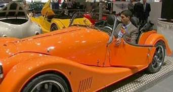Родзинки Женевського автосалону -  вінтажний Morgan та ексклюзивний Disco Volante