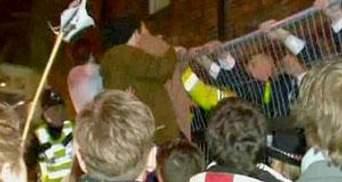 Студенти Кембриджу протестували проти візиту Стросс-Кана