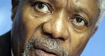 Кофі Аннан провів переговори з Башаром Асадом